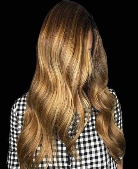 Shiny Light Brown Hair by 36 Light Brown Hair Colors That Are Blowing Up In 2019