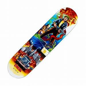 Primitive Skateboarding Shane O'Neill Exploit Skateboard ...