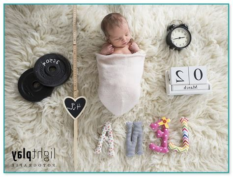 ideen für babyparty accessoires f 252 r fotoshooting