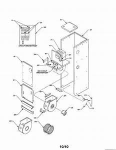 Goodman Air Handler W  Coil Parts
