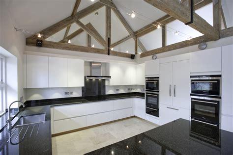 Kitchen Barn contemporary kitchen barn conversion lacewood designs