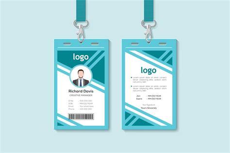id card template templatedosecom