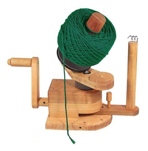 heavy duty wooden ball winder multi craft equipment