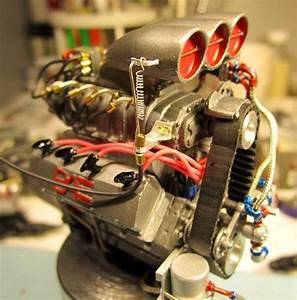 67 Best Scale Model Engine Detailing Images On Pinterest
