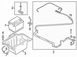 Ford C-max Positive Cable  Wire - Battery