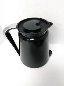 5 out of 5 stars with 1 ratings. Keurig Carafe 2.0 Black Plastic With Chrome Handle 32oz Replacement Coffee Pot 649645406466   eBay