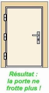 Reparer Une Fenetre : r parer une porte qui frotte ou ferme mal astuces pratiques ~ Premium-room.com Idées de Décoration