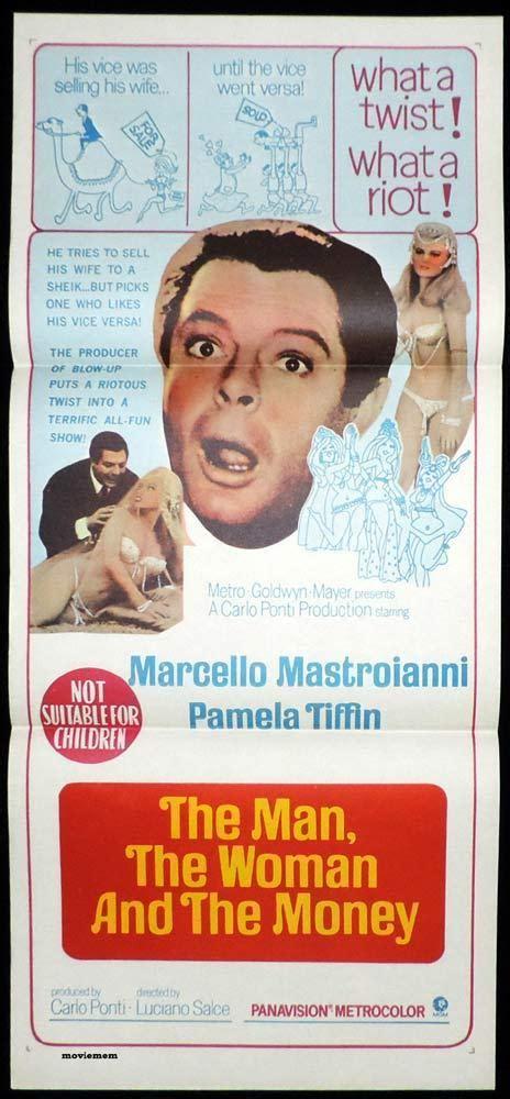 movie poster woman susan mastroianni obsessed hayward marcello daybill money
