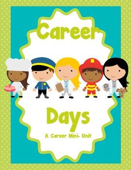 career day images career days mini unit by teaching in bronco country tpt