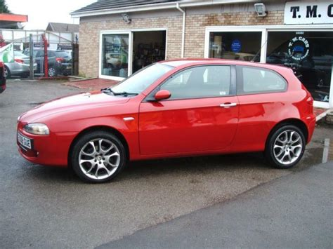 alfa romeo  jtdm sport  door  mot  bridgend gumtree