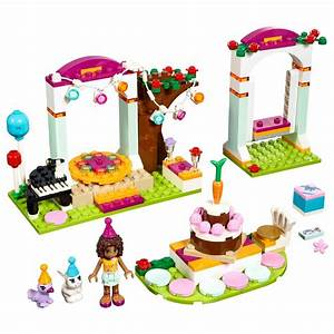Bauanleitung Lego Friends : lego friends birthday party creative kidstuff ~ A.2002-acura-tl-radio.info Haus und Dekorationen