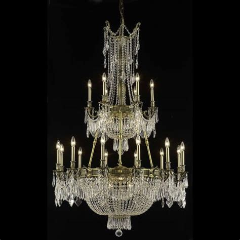 Cheap Chandeliers by Telfour 27 Light 41 Quot Grand Chandelier Cheap
