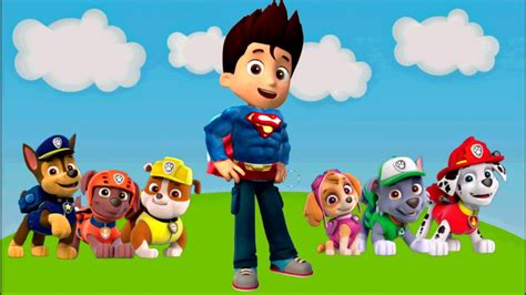 La Pat' Patrouille Transform Super Héros Superman Youtube