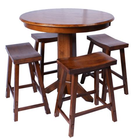creation counter height pub table set family leisure