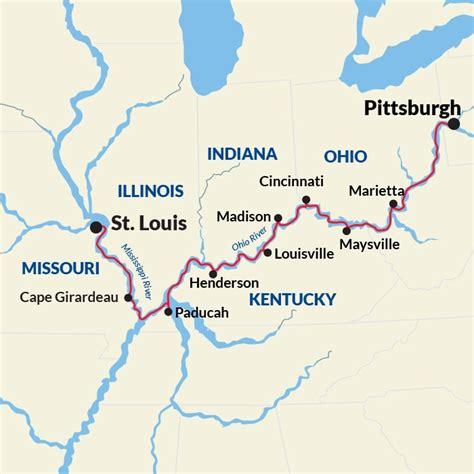 Ohio River Boat Cruises by Ohio River Cruise Earth Travel