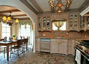 cottage kitchen and breakfast room - Hooked on Houses