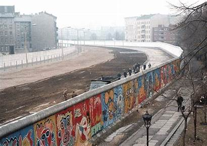 Berlin Wall East German Border West Side