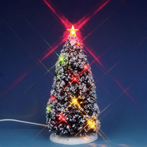 lemax lighted christmas tree large accessory 14390