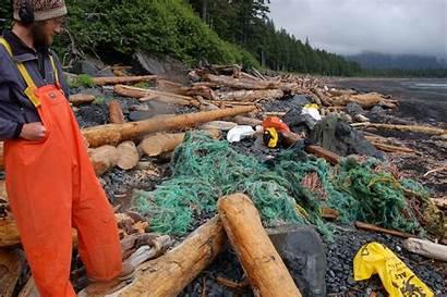 Debris Marine Alaska Gulf Types Noaa Locations