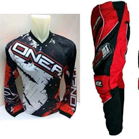 Harga Celana Trail Cross jual baju jersey celana trail cross motocross trabas