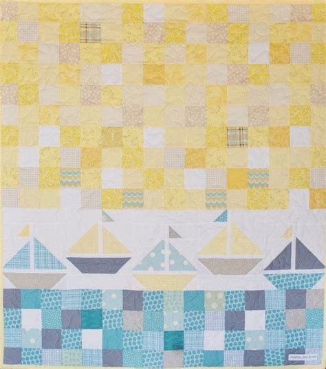 Sailboat Quilt by 721 Best Images About морской стиль On Pinterest Boats