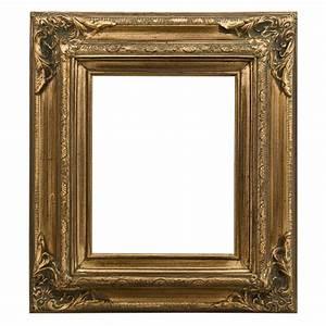 Bilderrahmen A4 Holz : ornate real wood frame 1etl brushed gold frame ~ Markanthonyermac.com Haus und Dekorationen