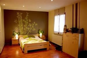 tout pour une chambre zen envies de france With chambre bébé design avec chambre de culture 1m2