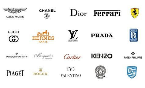 Free Collection Of Vector International Fashion Brands