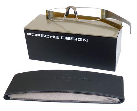 lesebrille porsche design porsche design 174 lesebrille p8801 individuelle glas st 228 rke 8801individuell