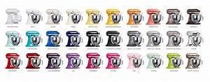 Kitchen Aid Farben : entdecke jetzt die farbvielfalt der kitchenaid k chenmaschine im k chenfee online shop und suche ~ Watch28wear.com Haus und Dekorationen