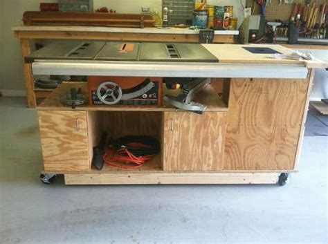 router and table combo set how to make a router and table saw combination table