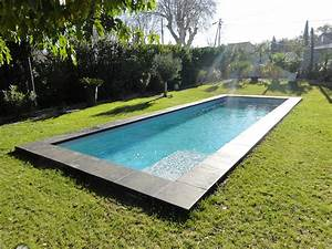 Couloir de nage La piscine pour les nageurs Génération Piscine O'Zen Piscine