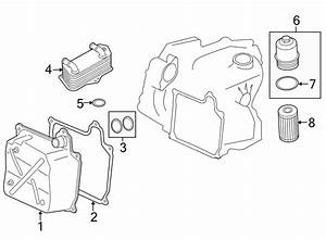 2016 Volkswagen Passat Transmission Filter  Audi  Volkswagen  Liter  Wagon  Sedan