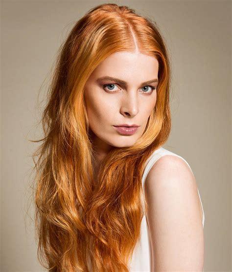 rote haare färben haarfarbentrend rote haare bilder madame de