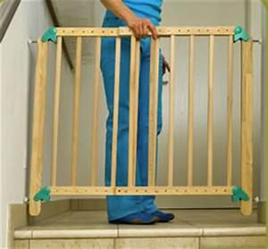 Barriere De Securite Escalier Sans Vis : barriere de securite escalier sans vis ~ Premium-room.com Idées de Décoration