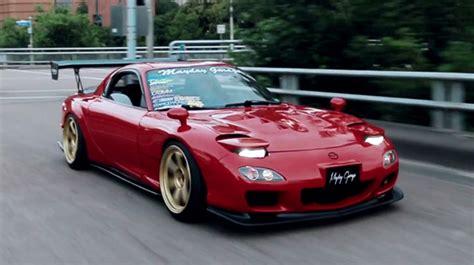 Tuned Mazda RX7   Fast Car