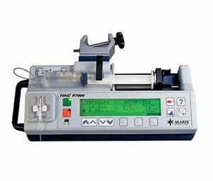 Alaris Infusion Pump User Manual