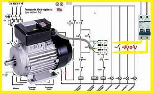 Triphasé Ou Monophasé : branchement d 39 un moteur 380v triphas sur du 220v ~ Premium-room.com Idées de Décoration