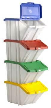 Plastic Storage Cabinets Walmart by Ref Plas 05210 Picking Bins With Lids 345 X 400 X 635mm