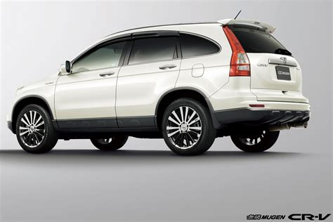 Crv Image by 2010 Honda Cr V Facelift New Sporty Modulo And