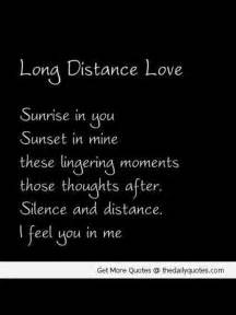 Military Long Distance Love Quote