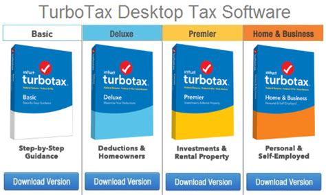 purchase   turbotax tax software