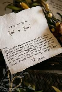 amanda davids wedding basilica of the sacred heart With bridesmaid letter