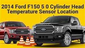 2014 Ford F150 5 0 Cylinder Head Temperature Sensor