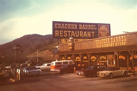 view a timeline of our company history cracker barrel