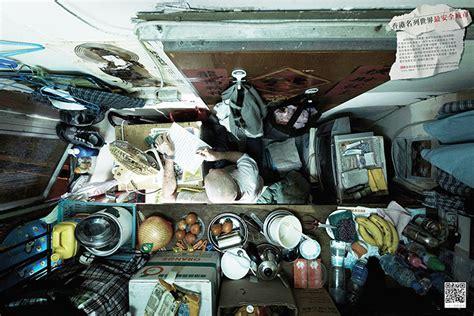 hong kongs cubicle apartments      world news  guardian