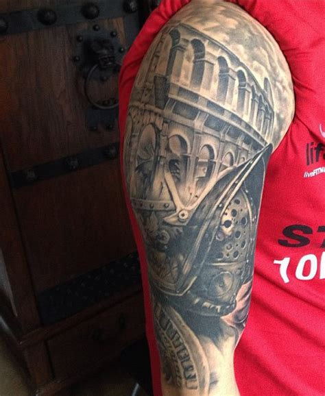 gladiator tattoos designs ideas  meaning tattoos