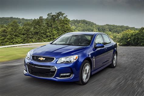 2016 Chevrolet Ss Sedan Revealed Gm Authority