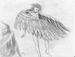 Flying Angel by KiriPaz on DeviantArt