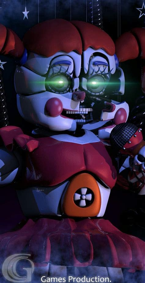 Circus Baby She Is Like The Only Sister Location